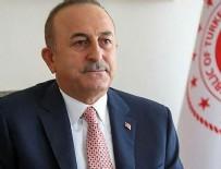 ÇAVUŞOĞLU - Çavuşoğlu'ndan Azerbaycan'a başsağlığı mesajı