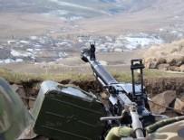 ÇATIŞMA - Ermenistan'dan küstah girişim! Azerbaycan'dan açıklama: bir asker şehit