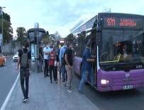 TOPLU ULAŞIM - İstanbul'da kademeli mesai saati uygulaması başladı