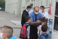 Manyas'ta Anaokulu Ve 1.Sınıf Öğrencileri Okulla Tanıştı