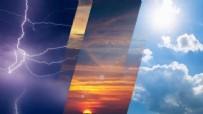 GÜNEYDOĞU ANADOLU - Meteoroloji'den uyarı geldi! İşte yurtta hava durumu