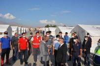 Niğde Valisi Şimşek Açıklaması 'Obruk Köyü Depreminde 17'Si Ağır 143 Evde Hasar Var'