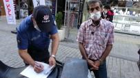 (Özel) 72 Yaşındaki Yaşlı Kadın Maske Takmayanlar İçin Gözyaşlarına Boğuldu