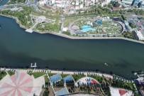 BÜYÜKŞEHİR BELEDİYESİ - Haliç'teki kirlilik su altı kamerası ile görüntülendi