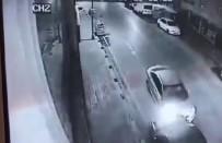 (Özel) Pendik'te Aracı İle Caddeyi Savaş Alanı Döndürdü