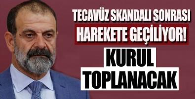 Tecavüz skandalı sonrası HDP'li Tuma Çelik hakkında gelişme: Kurul toplanıyor