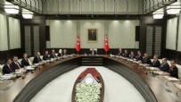 DIŞİŞLERİ BAKANI - Tüm Türkiye Kabine toplantısına kilitlendi