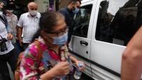 Amerikalı Gazetecinin Eşi Sağlık Kontrolü İçin Hastaneye Götürüldü