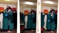 TAHKİKAT - Ankara'da hastanedeki bu görüntülerin ardından Valilik'ten açıklama geldi