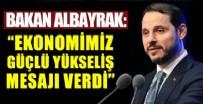 BERAT ALBAYRAK - Bakan Albayrak mesaj verdi!