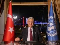 TÜRKIYE BÜYÜK MILLET MECLISI - BM'nin ilk Türk Başkanı Volkan Bozkır kimdir?