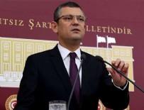 GRUP BAŞKANVEKİLİ - CHP'li Özel'den kaçamak cevap!