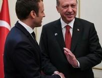 AVRUPA BIRLIĞI - Macron'dan dikkat çeken Türkiye açıklaması!