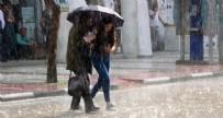 MARMARA BÖLGESI - Meteoroloji'den İstanbul için son dakika sağanak uyarısı! 22 Eylül 2020 İstanbul hava durumu