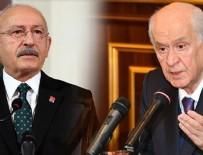 DEVLET BAHÇELİ - MHP Lideri Bahçeli'den Kılıçdaroğlu'na tokat gibi sözler!