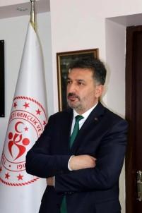 Murat Eskici, İzmir Gençlik Ve Spor İl Müdürlüğü'ne Atandı
