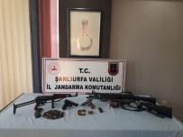 Şanlıurfa'da Silah Kaçakçılarına Operasyon Açıklaması 2 Gözaltı
