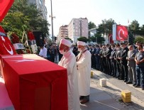 İL EMNİYET MÜDÜRLERİ - Şehit polise son veda!