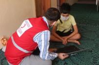 Tunceli'de Uzaktan Eğitime Destek