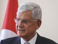 MÜLTECI - BM'de bir ilk! Türk Genel Kurul Başkanı Volkan Bozkır'dan önemli açıklamalar