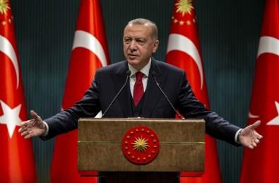 Başkan Erdoğan'dan Doğu Akdeniz diplomasisi!
