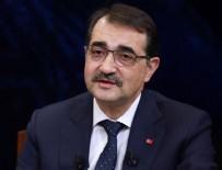 ENERJİ VE TABİİ KAYNAKLAR BAKANI - Gaz fiyatları düşecek mi? Enerji ve Tabii Kaynaklar Bakanı Fatih Dönmez canlı yayında açıkladı