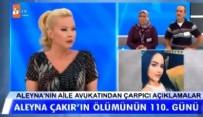 ALEYNA - Müge Anlı, Aleyna Çakır dosyasını kapatmadı