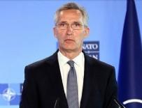 İSPANYA - NATO Genel Sekreteri Stoltenberg'den Türkiye - Yunanistan açıklaması