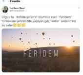 Nevşehir'de Yaşayan Göçmenler 'Feridem' Türküsüne Klip Çekti