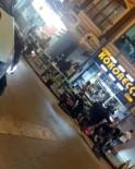 (Özel) İstanbul'da Döner Bıçaklı, Masalı Ve Sandalyeli Kavga Kamerada