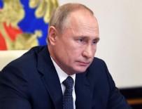 KREMLİN SARAYI - Putin'den nükleer tepkisi: 'Odunla mı ısınacaksınız?'