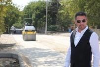 Sivrihisar'da Yol Çalışmaları Aralıksız Sürüyor