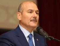 GENELKURMAY BAŞKANLıĞı - Süleyman Soylu'dan kritik açıklamalar!