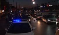 Taksim'de Yeditepe Huzur Uygulaması, Adeta Kuş Uçurtulmadı