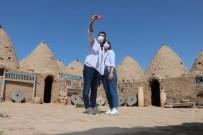 Tarihi Kümbet Evleri 7 Ay Sonra Yeniden Turistleri Ağırlama Başladı