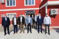 Vali Mustafa Masatlı İki OSB'de İncelemelerde Bulundu