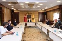 Yılın Ahileri Başkan Altay'ı Ziyaret Etti