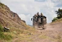 SALDıRı - Ermenistan rahat durmuyor! Sınırda gerginlik