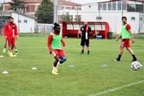Eskişehirspor Altay Maçı Hazırlıklarını Sürdürdü