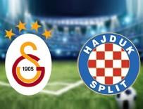 BABEL - Galatasaray-Hajduk Split | İkinci gol!