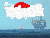 ENERJI BAKANı - Karadeniz'deki doğalgaz keşfi sonrası şanslı 12 il