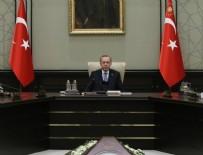LİBYA BAŞBAKANI - Kritik MGK Başkan Erdoğan'ın liderliğinde toplanacak! İşte masadaki konular