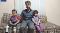MEHMET CAN - Mersin'de kelebek hastası kardeşler yardım bekliyor