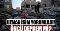 MARMARA DENIZI - Prof. Dr. Ahmet Ercan, büyük İstanbul depreminin hangi fay kolunda olacağını işaret etti