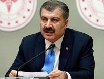 SOSYAL MEDYA - Sağlık Bakanı Koca günün bilançosunu paylaştı!