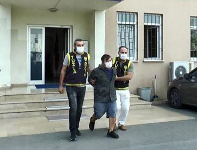 Tuzla'da polisleri tehdit etmişti adliyeye sevk edildi!