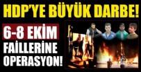 TÜRKIYE SEYAHAT ACENTALARı BIRLIĞI - Ankara merkezli 7 ilde dev operasyon!