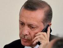 MOLDOVA - Başkan Erdoğan'dan kritik görüşme!