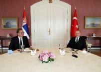 CUMA NAMAZI - Başkan Erdoğan, Vucic ile görüştü!