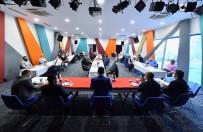 Beyoğlu'nda Spor Kulüplerinin Yöneticileri İstişare Toplantısında Buluştu
